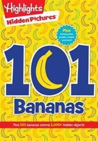 Highlights(tm) Hidden Pictures(r) 101 Bananas