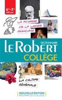 Le Robert College & son Dictionnaire en ligne