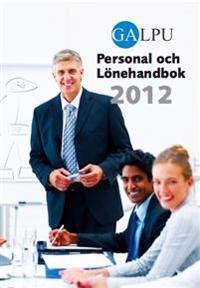 GALPU Personal- och lönehandbok 2012