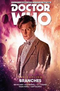 Doctor Who the Eleventh Doctor the Sapling 3