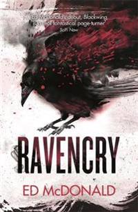 Ravencry - the ravens mark book two