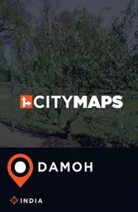 City Maps Damoh India
