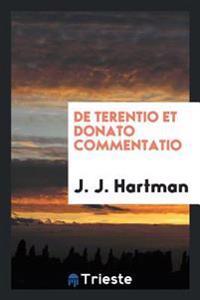 de Terentio Et Donato Commentatio