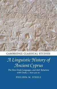 A Linguistic History of Ancient Cyprus