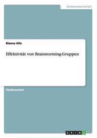 Effektivitat Von Brainstorming-Gruppen