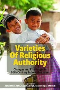 VARIETIES OF RELIGIOUS AUTHORITY