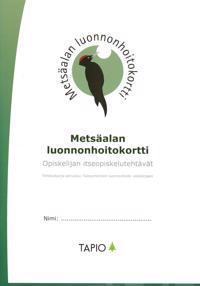 Metsäalan luonnonhoitokortti