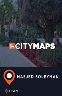 City Maps Masjed Soleyman Iran