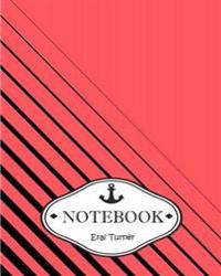 Notebook Journal: Line: Pocket Notebook Journal Diary, 120 Pages, 8 X 10 (Dot-Grid, Graph, Lined, Blank No Lined Notebook Journal)