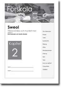 Sweol yrkessvenska Förskola