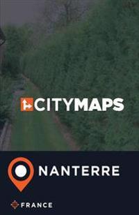City Maps Nanterre France