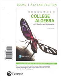 College Algebra with Integrated Review, Books a la Carte Edition, Plus Mylab Math with Pearson Etext -- Access Card Package [With Access Code]