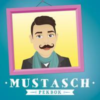 Mustasch Pekbok