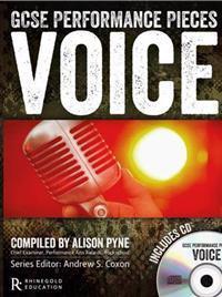 GCSE Performance Pieces: Voice