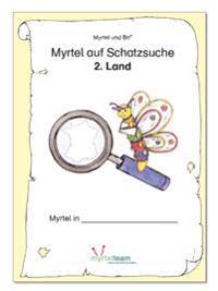 """""""Myrtel und Bo"""" - Myrtel auf Schatzsuche - 2. Land: Frankreich"""