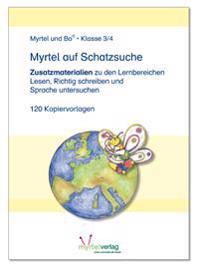 """""""Myrtel und Bo"""" - Myrtel auf Schatzsuche - Zusatzmaterial"""