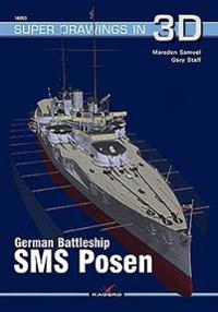 The German Battleship SMS Posen