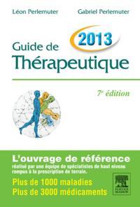 Guide de therapeutique
