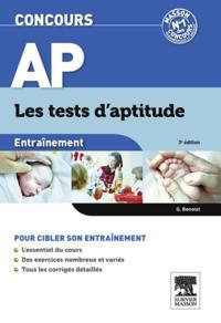 Concours AP Entrainement Les tests d'aptitude