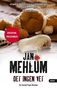 Det ingen vet - Jan Mehlum | Ridgeroadrun.org