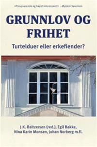 Grunnlov og frihet -  pdf epub