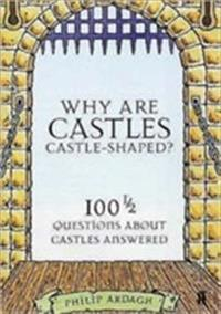 Why are castles castle-shaped? - 100 1/2 questions about castles answered