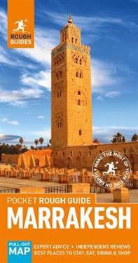 Pocket Rough Guide Marrakesh