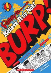 Burp!: Crazy Human Body Stories
