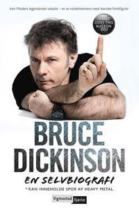 Bruce Dickinson; en selvbiografi