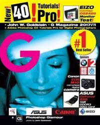 G Magazine 2017/79: Adobe Photoshop CC Tutorials Pro for Digital Photographers