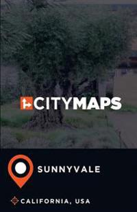 City Maps Sunnyvale California, USA