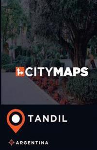 City Maps Tandil Argentina