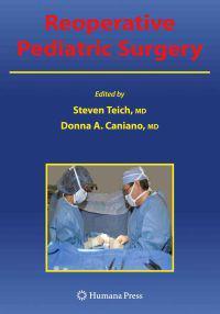 Reoperative Pediatric Surgery