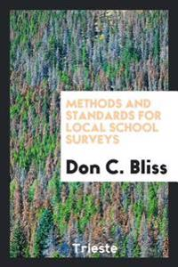 Methods and Standards for Local School Surveys