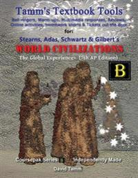 Stearns' World Civilizations 7th Edition+ Activities Bundle: Bell-Ringers, Warm-Ups, Multimedia Responses & Online Activities to Accompany This AP* Wo