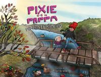 Pixie och Pappa : på höstpromenad