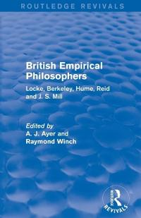British Empirical Philosophers