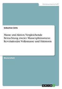 Masse und Aktion. Vergleichende Betrachtung zweier Massenphänomene. Revolutionäre Volksmasse und Shitstorm