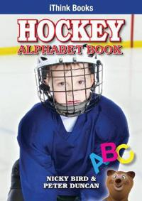 Hockey Alphabet Book