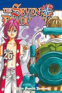 The Seven Deadly Sins 26 - Nakaba Suzuki - böcker (9781632365682)     Bokhandel