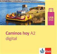 Caminos hoy A2 digital. USB-Stick