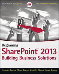 Beginning Sharepoint 2013 Business