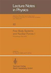 Few Body Systems and Nuclear Forces I