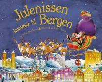 Julenissen kommer til Bergen