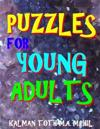 Puzzels for Young Adults: 133 Large Print Word Search Puzzles