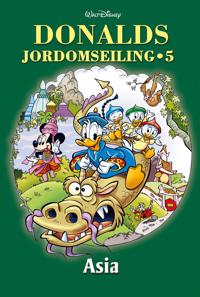 Donalds Jordomseiling bok 5; Asia