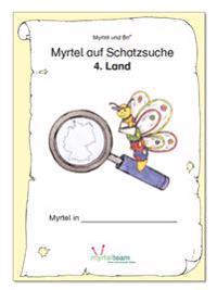 """""""Myrtel und Bo"""" - Myrtel auf Schatzsuche - 4. Modul: Deutschland"""