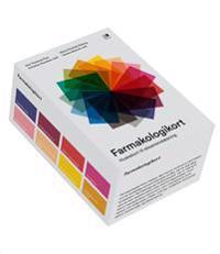 Farmakologikort - huskekort til eksamenslæsning