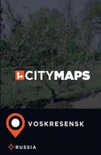 City Maps Voskresensk Russia