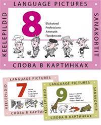 KOMPLEKT KEELEPILDID 7-9